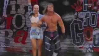 getlinkyoutube.com-Lana Accompanies Dolph Ziggler & Attacks Summer Rae Once Again -WWE RAW- August 24th 2015