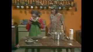 getlinkyoutube.com-El Chavo del Ocho - Capítulo 284 - El pastel para el Profesor Jirafales - 1979