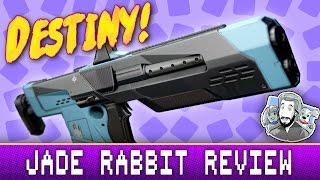 getlinkyoutube.com-Jade Rabbit Exotic Scout Rifle Review | Destiny (The Taken King)