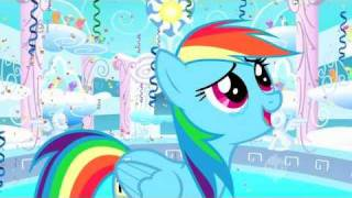 getlinkyoutube.com-My Little Pony - Rainbow Dash - You're Gonna Go Far Kid [Explicit]