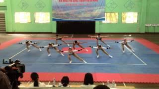 getlinkyoutube.com-Bài quy định aerobic THPT Phan Châu Trinh Đà Nẵng 2013