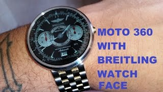 getlinkyoutube.com-MOTO 360 WITH BREITLING WATCH FACE