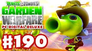 getlinkyoutube.com-Plants vs. Zombies: Garden Warfare - Gameplay Walkthrough Part 190 - Solo Jewel Junction Garden Ops