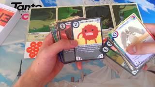 getlinkyoutube.com-Adventure Time Card Wars BMO Vs. Lady Rainicorn