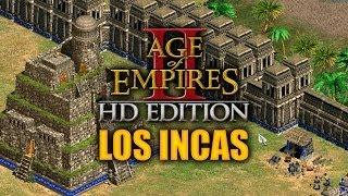 """getlinkyoutube.com-JUGANDO Age of Empires 2 HD Edition - """"Con los Incas"""""""