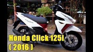 getlinkyoutube.com-New HONDA Click 125 i ปี2016 [รูปเยอะ]
