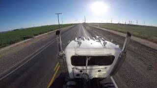 getlinkyoutube.com-GoPro: Peterbilt 379, Cummins N14, Eaton 18spd