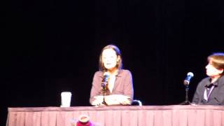 Comicpalooza 2015 -- Summer Glau Panel #3
