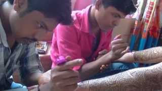 getlinkyoutube.com-Mehndi Designs For Festivals and Marriage Functions