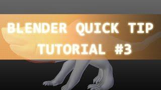 getlinkyoutube.com-Blender Quick Tip Tutorial #3 [Dynamische Haut] (german)