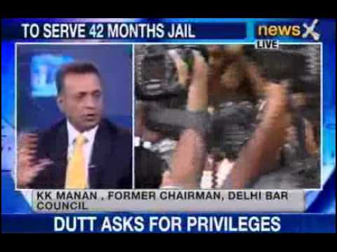 Speak out India: Will Dutt serve his full term in jail this time? -- Part 3