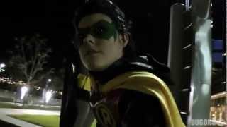YOUMACON 2012: BATMAN COSPLAY SHOWCASE