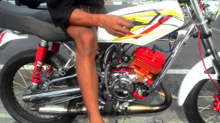 getlinkyoutube.com-Test rx king membran vforce magelang