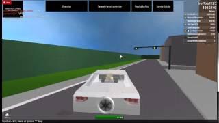 getlinkyoutube.com-Roblox Brick cars Golden lamborghini,Hover car,Junker sedan crash test