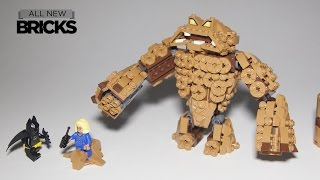 getlinkyoutube.com-Lego Batman Movie 70904 Clayface Splat Attack Speed Build