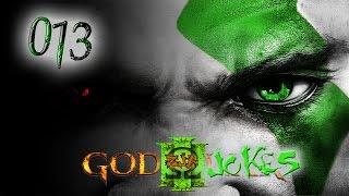 Let's Play God of War 3 13: Kratos