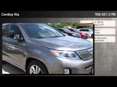 2015 Kia Sorento 2WD V6 SX Limited  - Willis