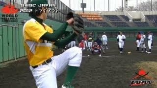getlinkyoutube.com-ものすごいコントロール  2012軟式野球日本一 -投手-