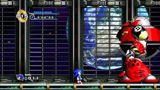 getlinkyoutube.com-Sonic The Hedgehog 4: Episode 1 ~ All Bosses