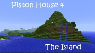 getlinkyoutube.com-Minecraft Piston House 4