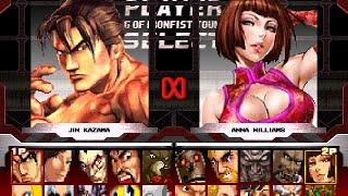 getlinkyoutube.com-Tekken 3  Mugen Edition 2015 (PC GAME D0WNLOAD)