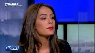 "getlinkyoutube.com-Sofia ESSAÏDI : ""Je rêve de cinéma avec Aïcha"""