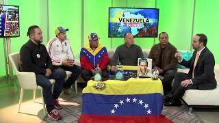 Venezolanos en el extranjero nos dan su punto de vista sobre la crisis en Venezuela