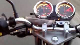 getlinkyoutube.com-Suzuki Thunder Test Drive