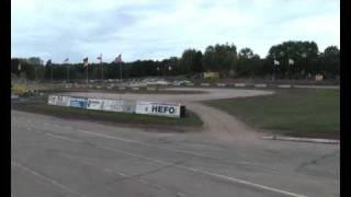 getlinkyoutube.com-Rallycross opendeur Arendonk  3de reeks (crash)