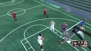 getlinkyoutube.com-NBA 2k16 Dream Team on Blacktop