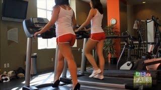 getlinkyoutube.com-Treadmill Fail Compilation 2012 || ABC