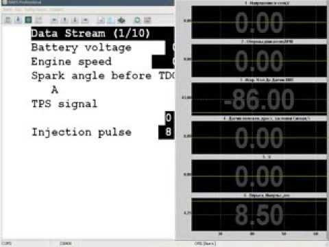 Bars4 мультимарочный сканер. Прошивка GM и OPEL.