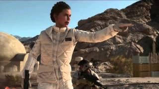 Star Wars Battlefront Paris Games Show Trailer 2015 Palpatine Reveal