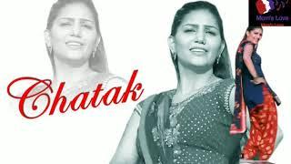 yaar tera chetak pe chaale! Sapna Chaudhary new song! 2018
