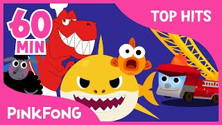 Baby Shark and 50+ Songs | + Compilation | PINKFONG Songs for Children width=