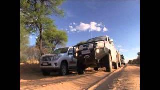 getlinkyoutube.com-Nissan and Conqueror Trip, Botswana - 2011