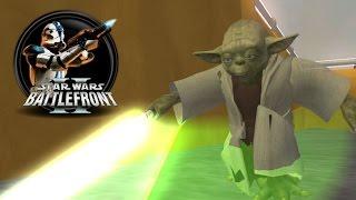 getlinkyoutube.com-Star Wars Battlefront II Mods (PC) HD: Malastare: Gran Compound | Clone Wars