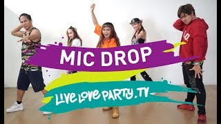 Mic Drop by BTS | Live Love Party™ | Zumba | Dance Fitness