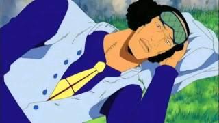 getlinkyoutube.com-One Piece - Aokiji macht Nami an