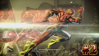 getlinkyoutube.com-DC Universe Online How To Access More Of The SpeedForce (The Flash)