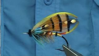 getlinkyoutube.com-Tying a Classic Salmon Fly (Durham Ranger) with Davie McPhail.