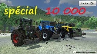getlinkyoutube.com-Farming simulator 2013 / TOP FARMING / QUI EST VRAIMENT LE PLUS FORT?!?!