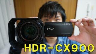 getlinkyoutube.com-最強のハンディカム!!HDR-CX900買っちゃった!!!