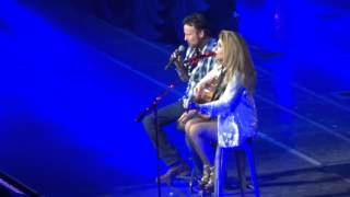 Shania Twain You're Still The One ft. Corey Hart 10/09/2015