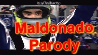 F1 Game 2011 - When Maldonado meets anyone (Parody)