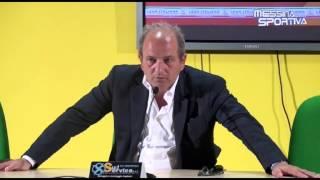 Messina-Salernitana 4-2. Il ds campano Fabiani torna da avversario al San Filippo