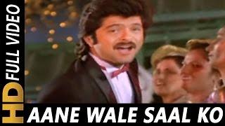 Aane Wale Saal Ko Salaam   Shabbir Kumar   Aap Ke Saath 1986 Songs  Anil Kapoor