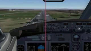 getlinkyoutube.com-Landing on the Centerline - Flying Tips (MSFS)