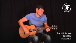getlinkyoutube.com-Furch Little Jane Acoustic guitar