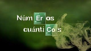 Imagen en miniatura para Numeros cuánticos y Orbitales